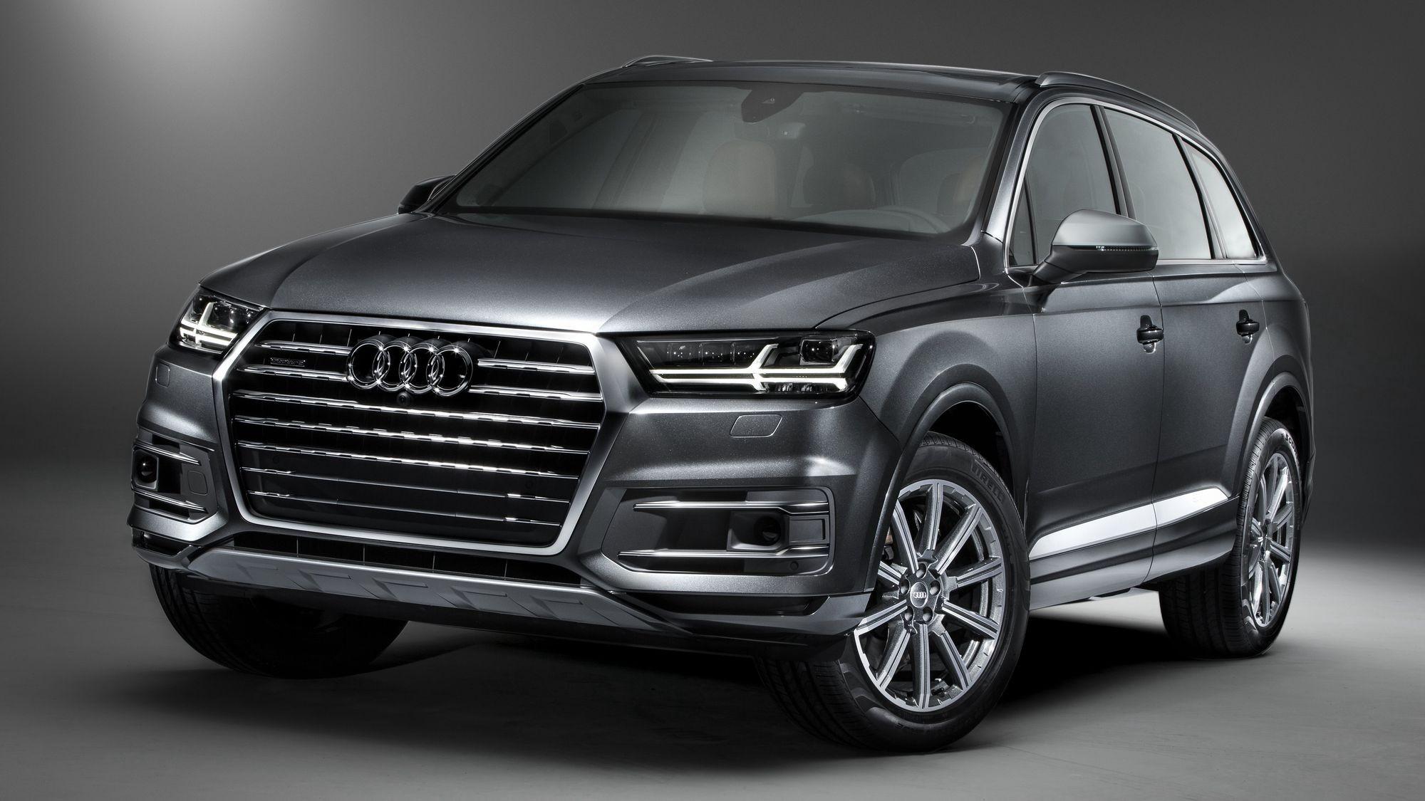 В России отзывают Audi Q7, Q8 и VW Touareg из-за риска отказа рулевого управления