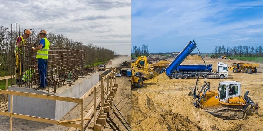 Дорога к черноморским курортам: реконструкция на платной трассе М-4 «Дон» продолжается
