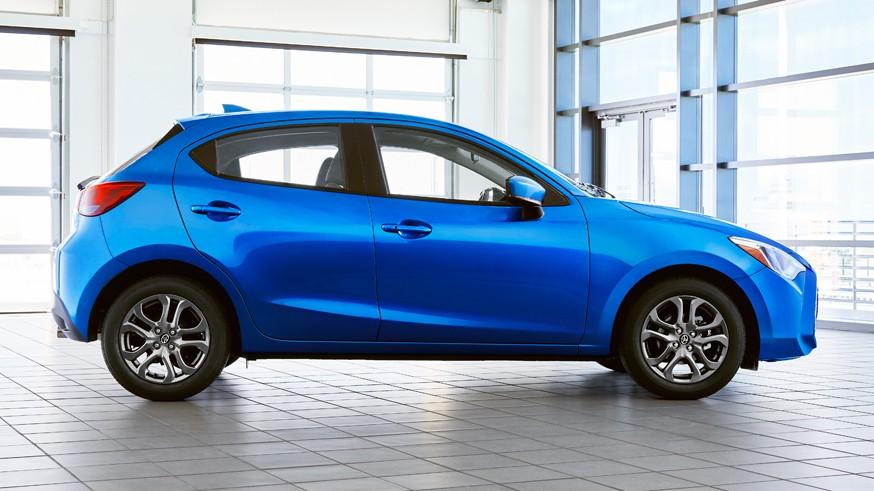 Переделанный из Мазды Toyota Yaris покидает один из крупнейших рынков из-за слабых продаж
