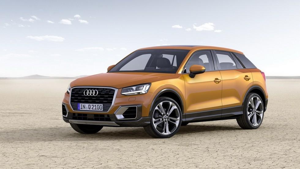 Европейская версия Audi Q2