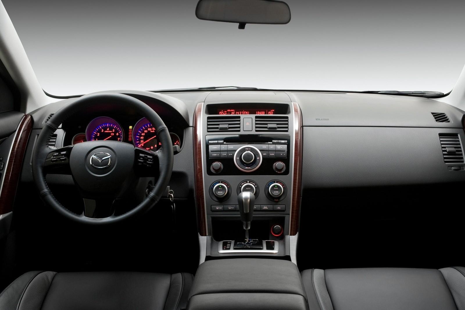 Торпедо Mazda CX-9 Worldwide '2008–09