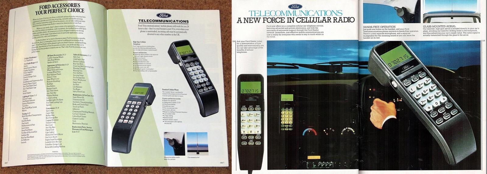 Компьютерный дизайн, радиотелефон и богатая комплектация: мифы и факты о Ford Scorpio I