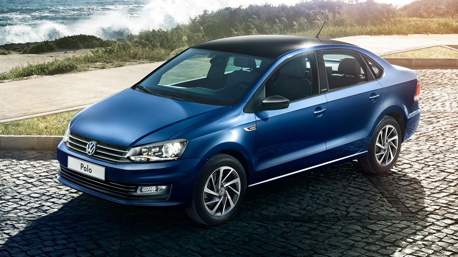 На фото: Volkswagen Polo Life