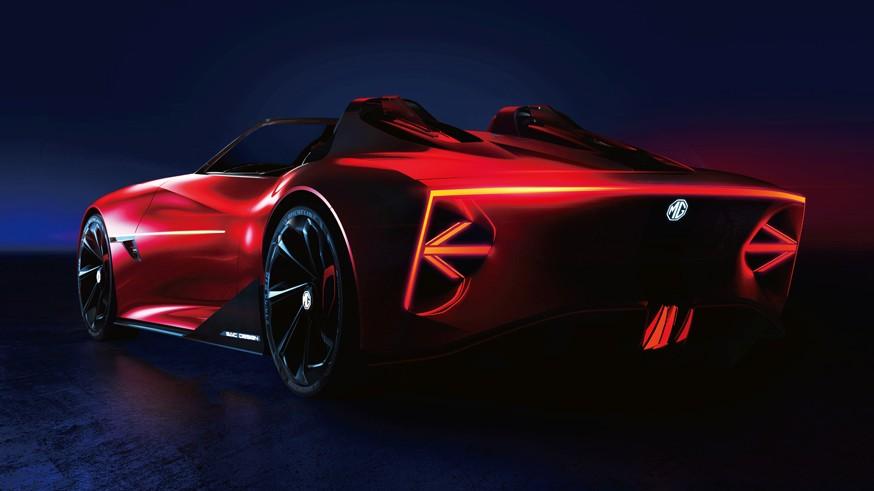У MG будет новый суббренд: в его линейке может появиться спорткар Cyberster