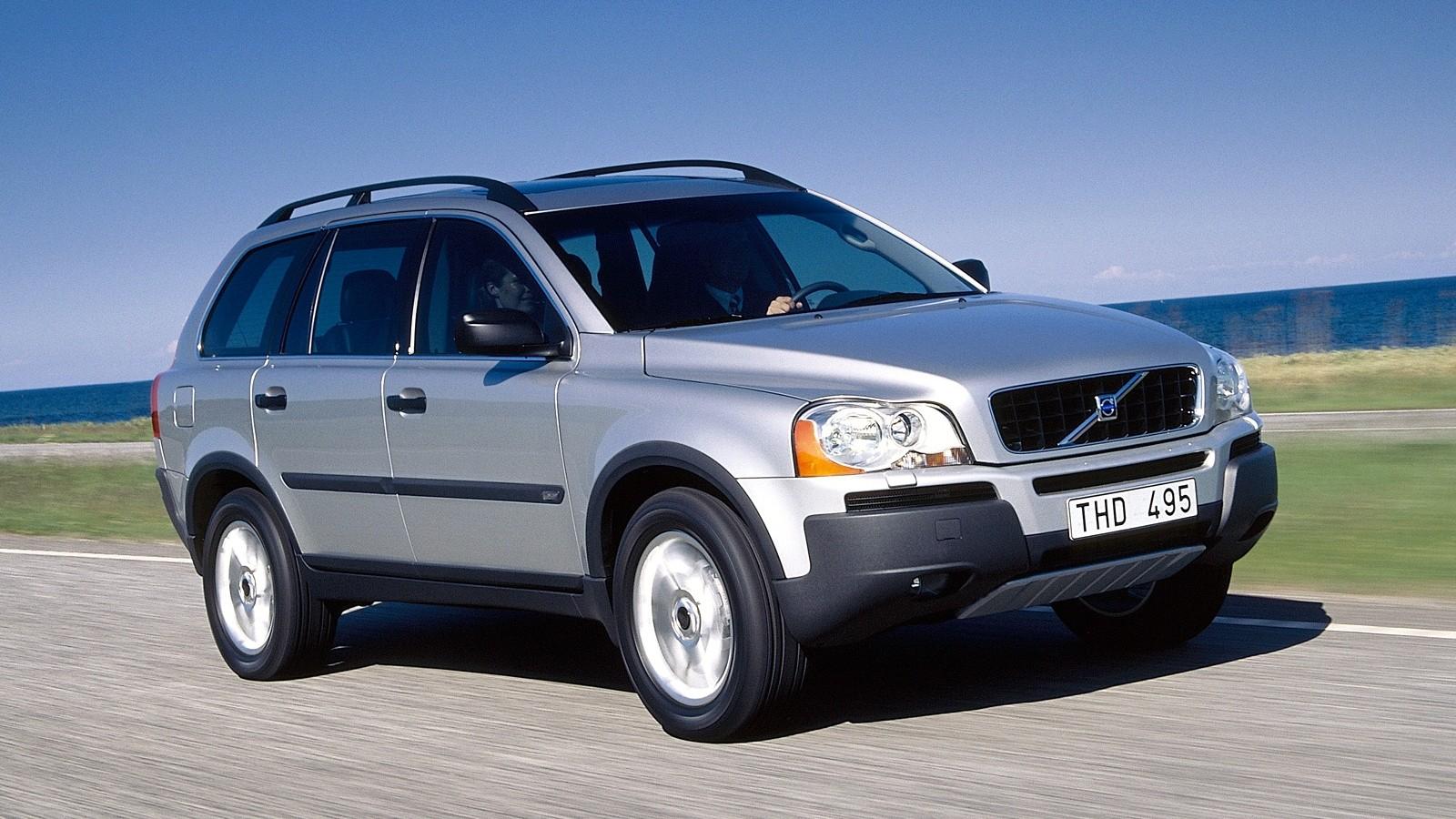 На фото: Volvo XC90 '2002–06