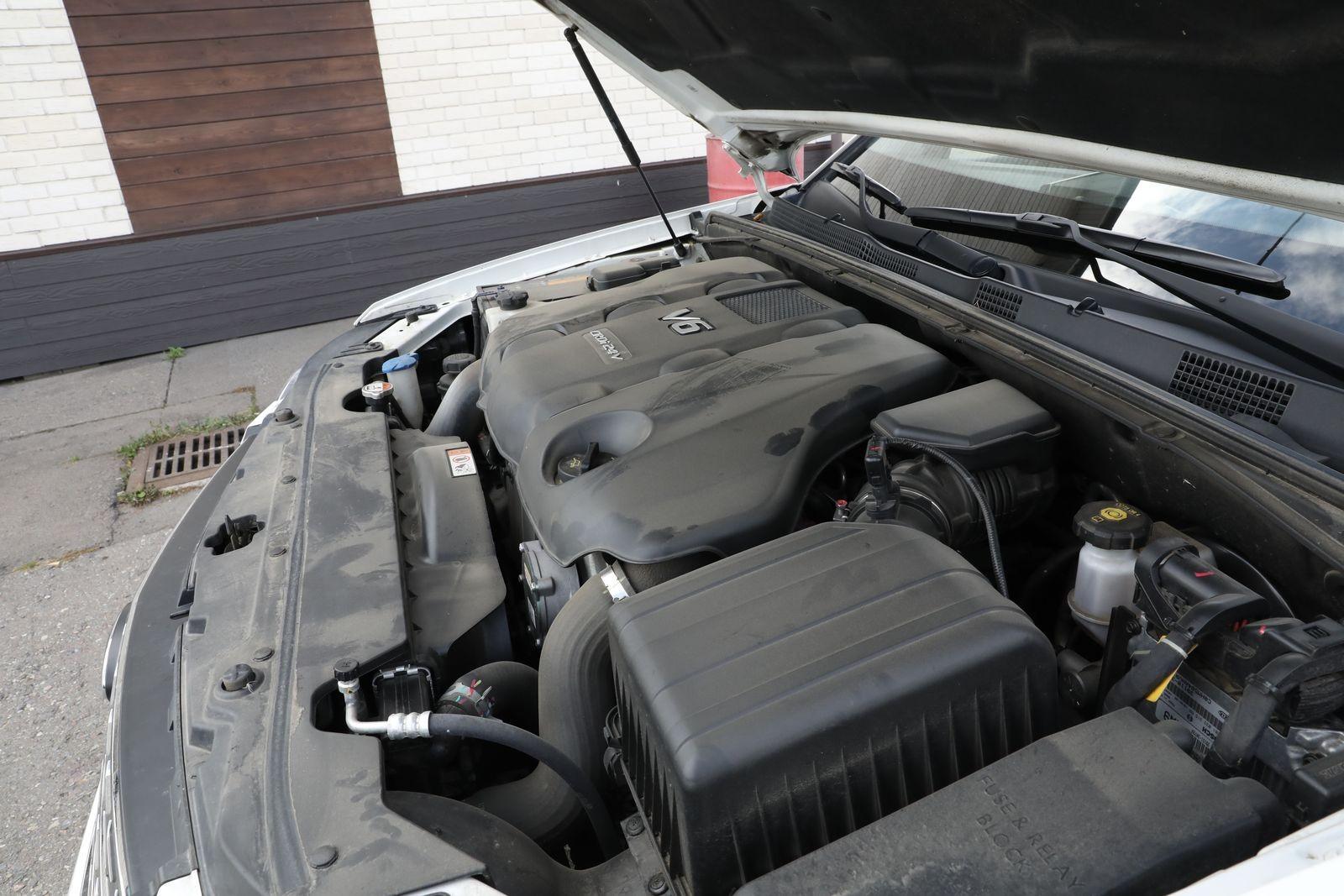 Kia Mohave с пробегом: капризы АБС, удачная 8-ступка и почти идеальный дизель