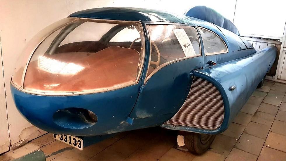 Автомобиль Берггрена