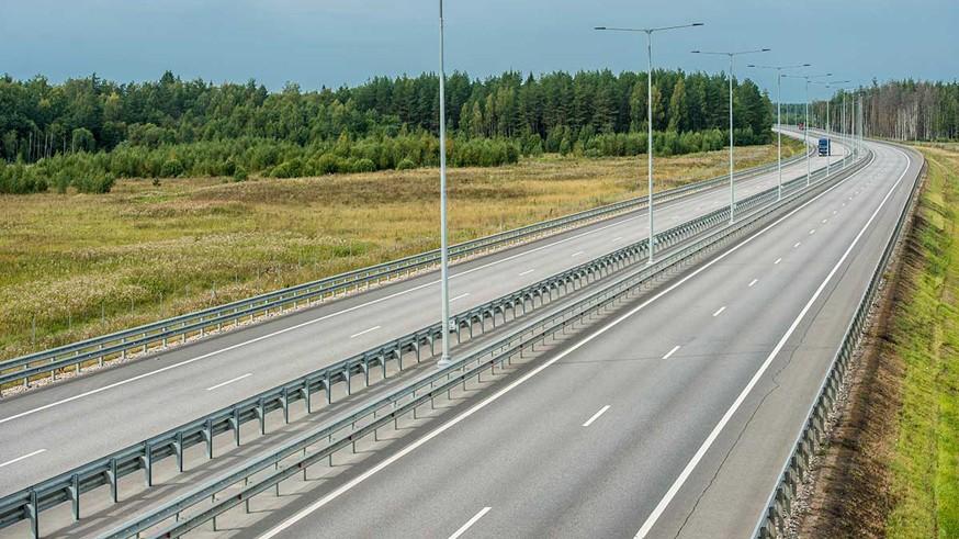 Между столицами: завершено строительство платной трассы М-11 Москва – Санкт-Петербург