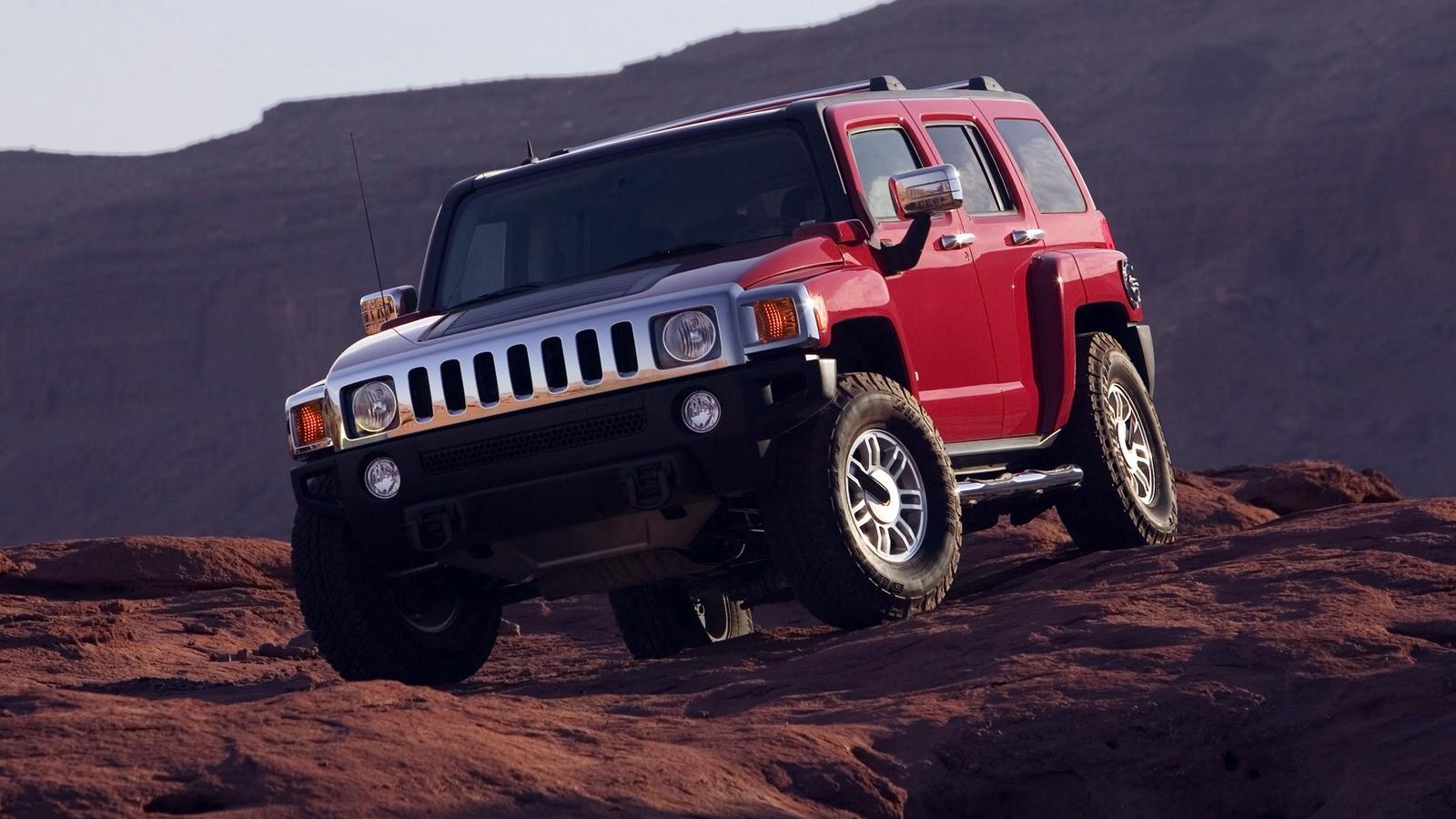Hummer H3 '2005–05.2010
