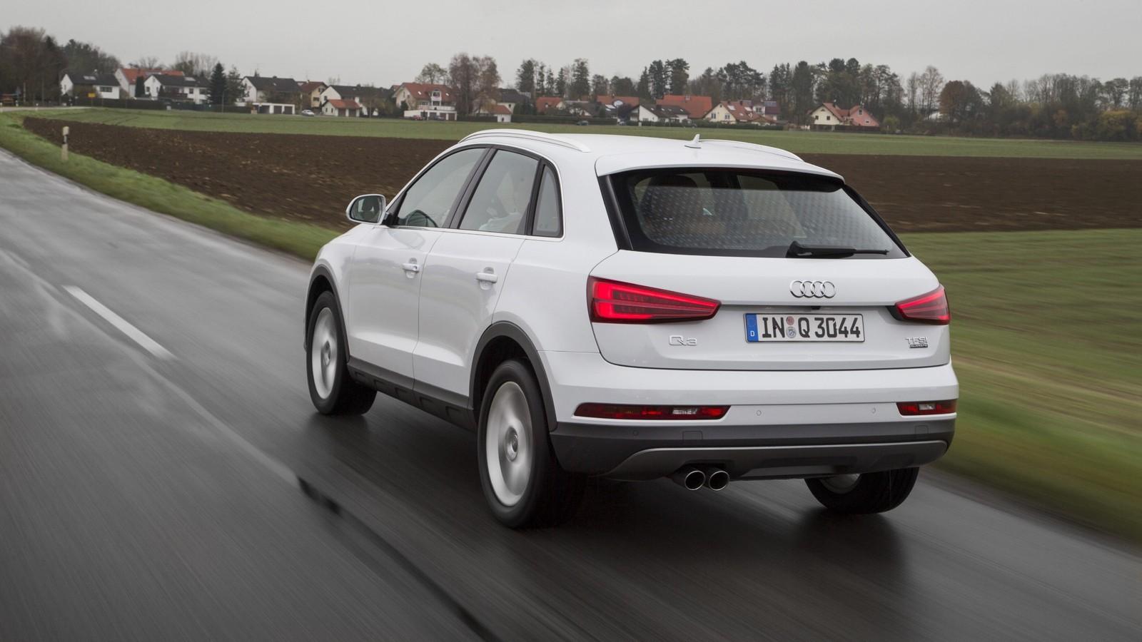 Audi Q3 2.0 TFSI quattro Worldwide (8U) '2015–н.в.ч
