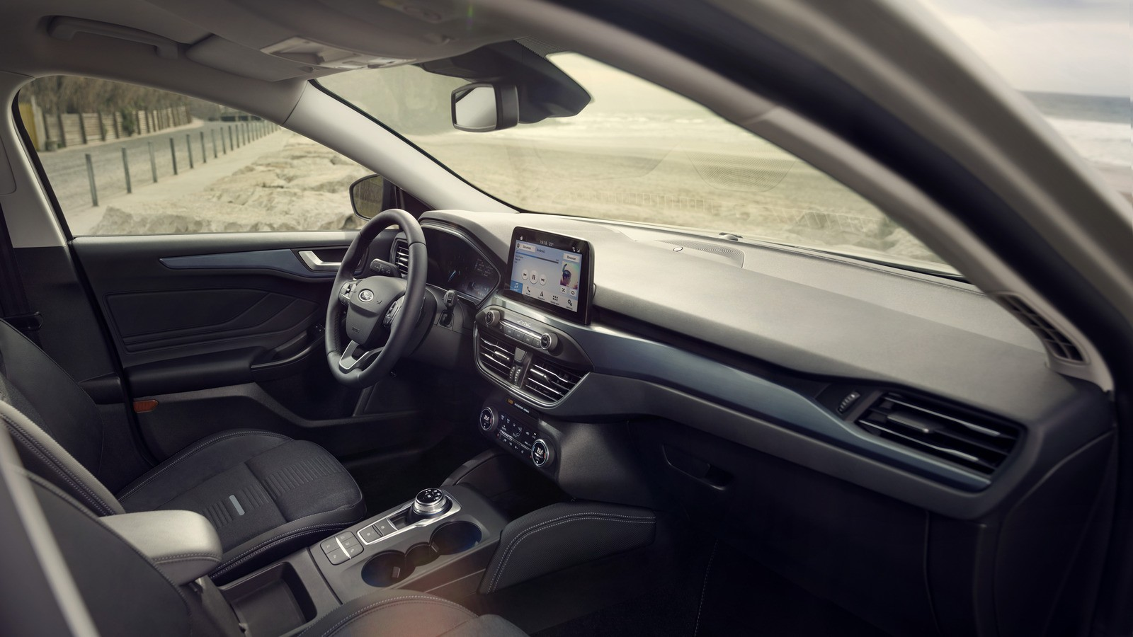 Ford Focus Active '2018