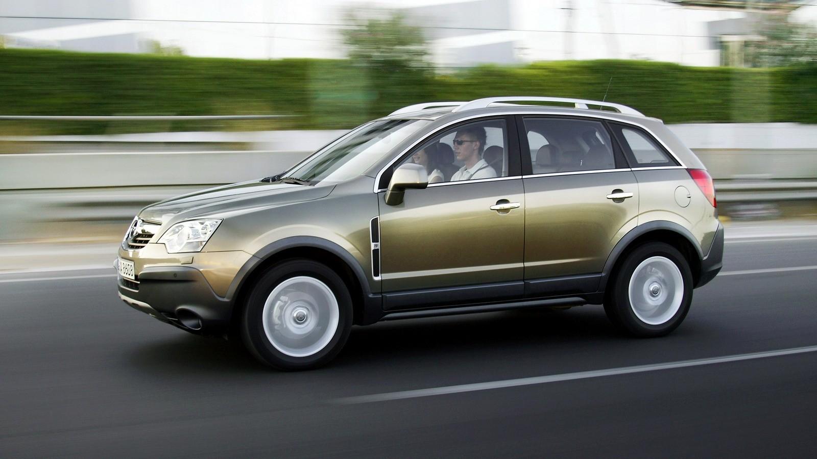 Opel Antara '2006–10