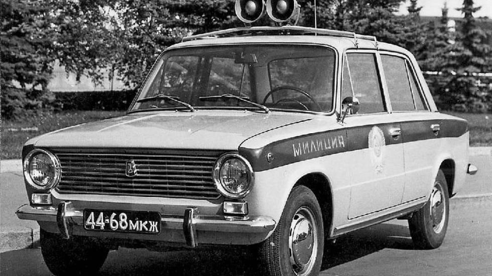 ВАЗ-2101 нач.70-х