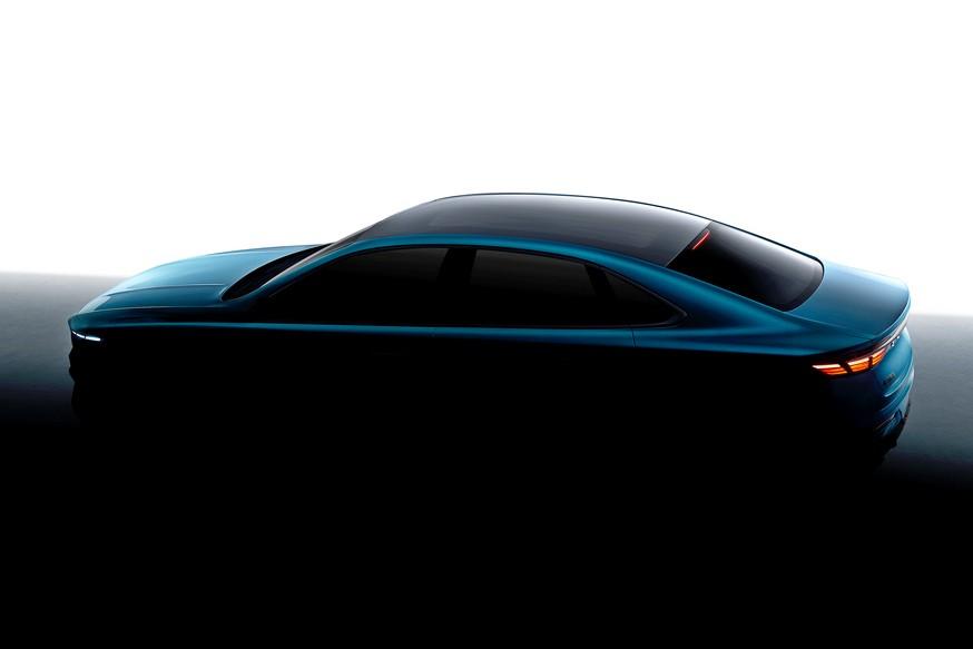 Серийный седан Geely Preface на платформе Volvo: марка дразнится, но модель уже раскрыта