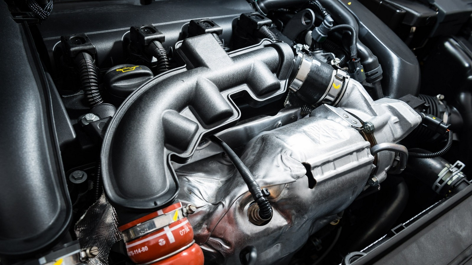 Под капотом Citroën C4