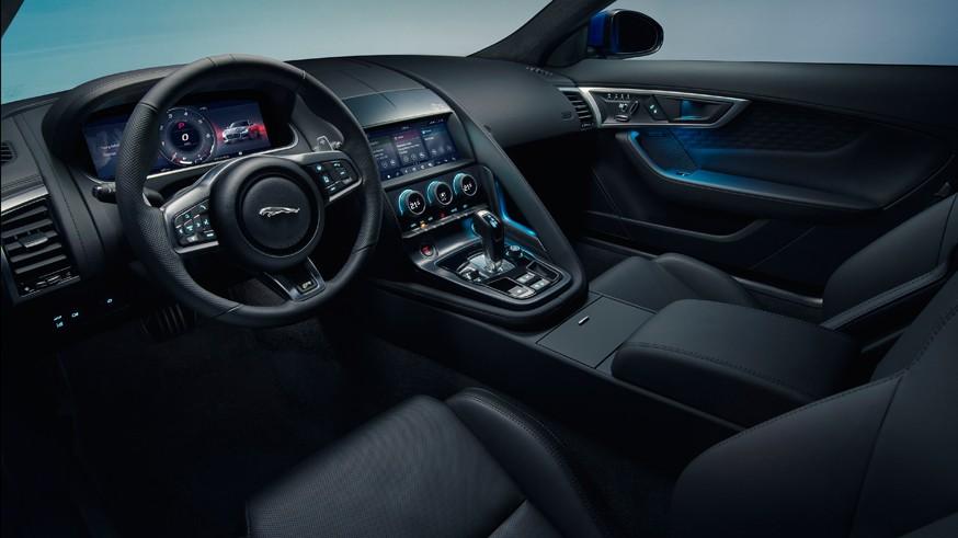Официально презентован модернизированный спорткар Ягуар F-Type