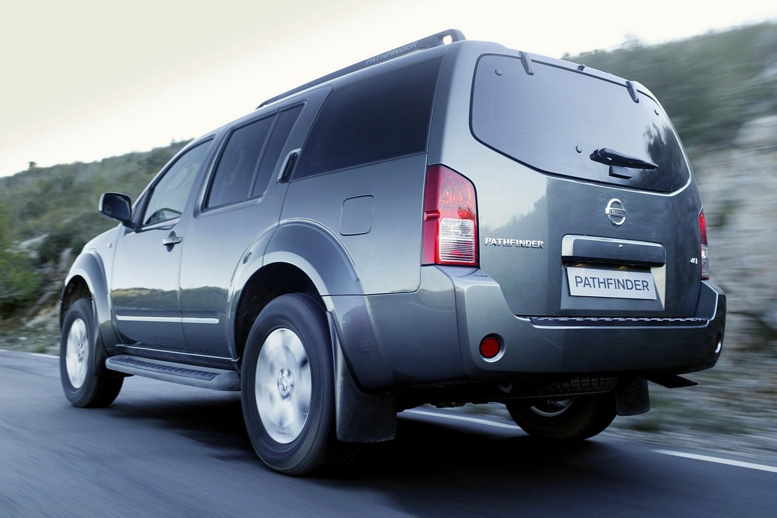 Nissan Pathfinder (R51) '2004–10ж