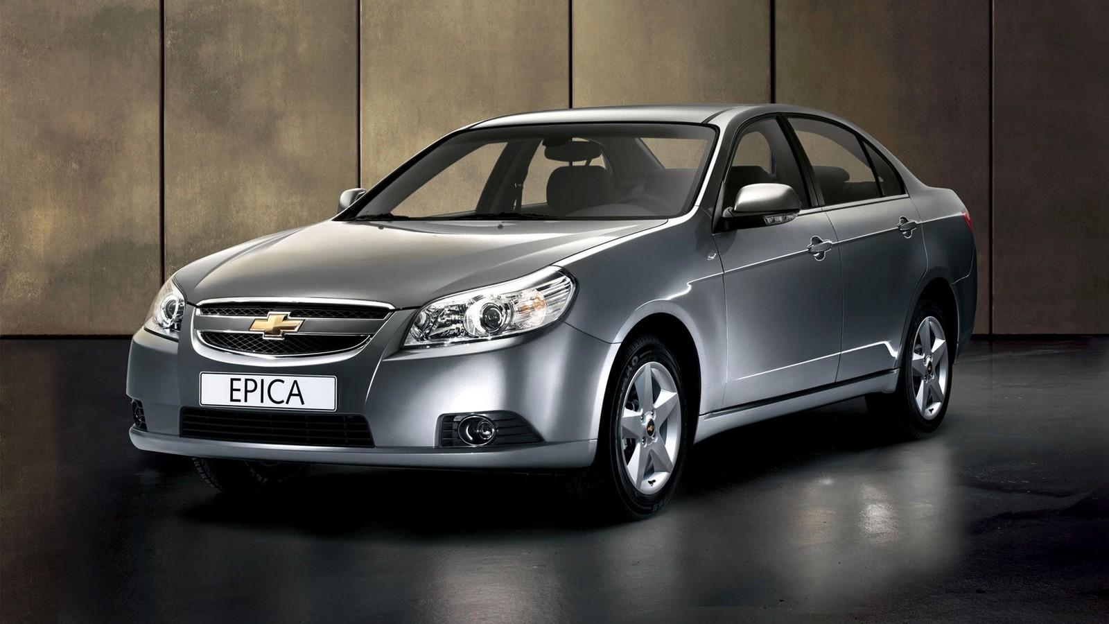 Chevrolet Epica '2006–08