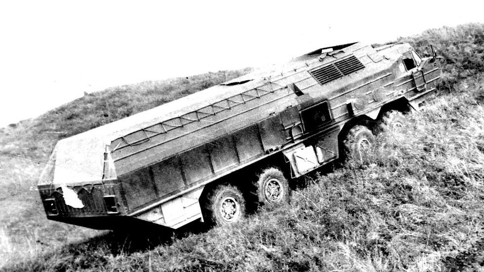 Испытания шасси БАЗ-69481 для пусковой установки комплекса «Ока-У»