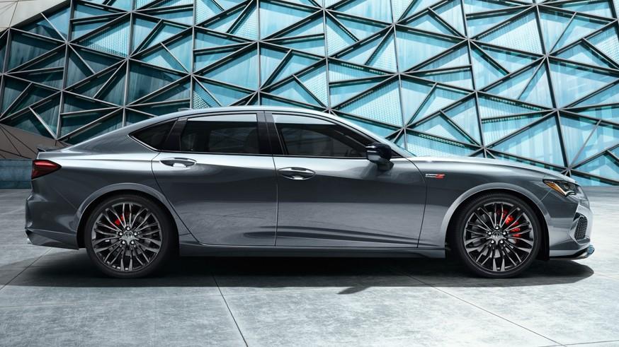 «Заряженный» седан: Acura TLX Type S получит 360-сильный турбомотор V6