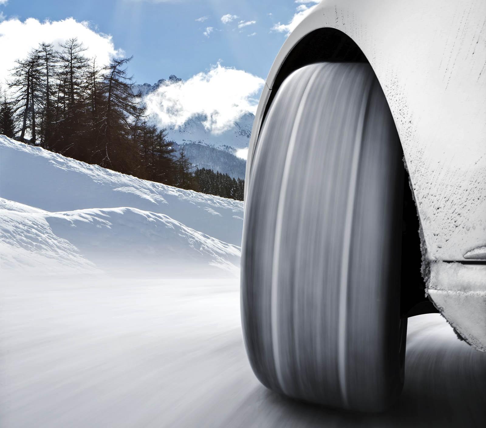 Зима с плюсом: новая фрикционная шина Goodyear Ultragrip Performance+