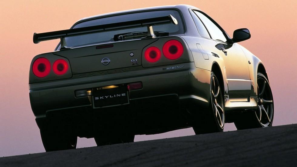 Nissan Skyline GT-R M-Spec Nür (BNR34) '2002