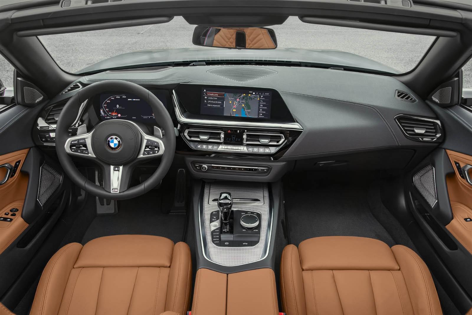 BMW Z4 M40i Worldwide (G29) '2018–н.в.