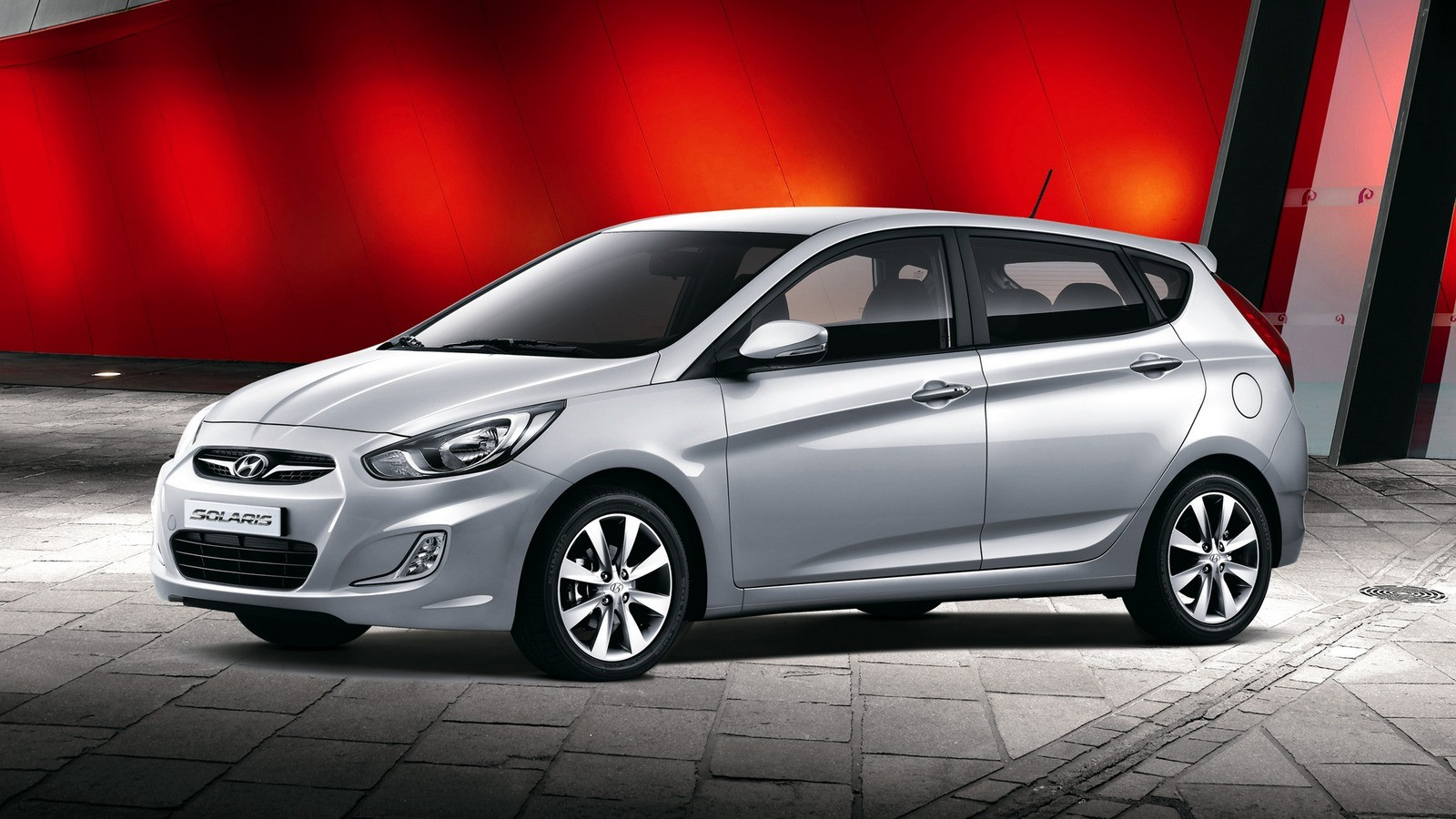 Hyundai Solaris Hatchback (RB) '05.2011–14чфя