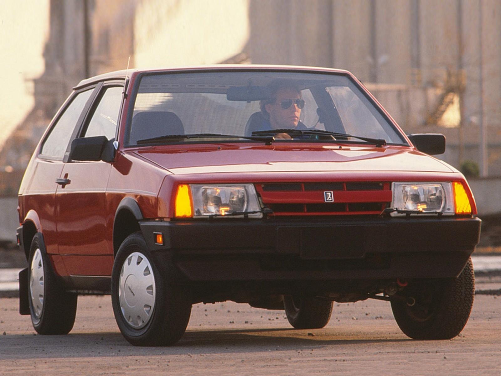 Как и немецкий автомобиль, ВАЗ-2108 также поставлялся на североамериканский рынок! Правда, в крайне небольших количествах