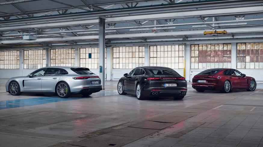 «Начинка» недавно обновлённой Porsche Panamera стала мощнее – теперь 700 л.с.