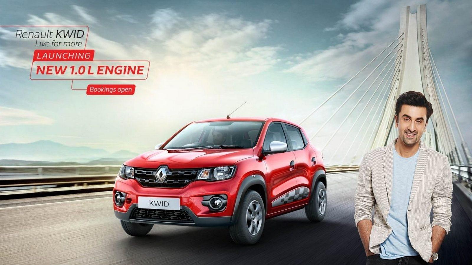 Renault Kwid SCe 1.0