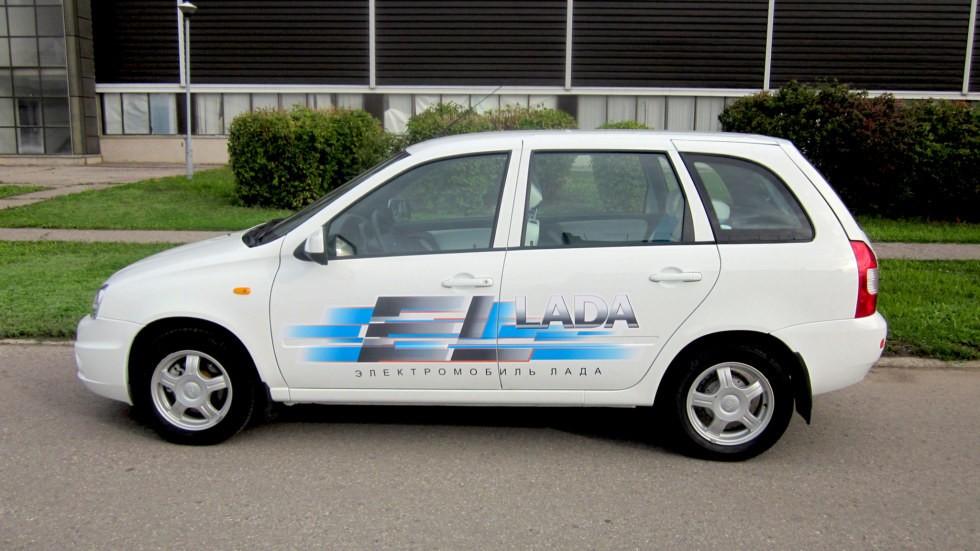 Электрический универсал АВТОВАЗа — EL Lada
