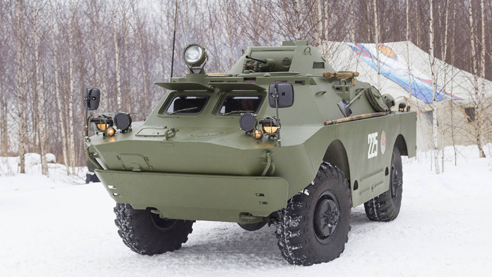 ГАЗ-41 (БРДМ-2) '1965–89