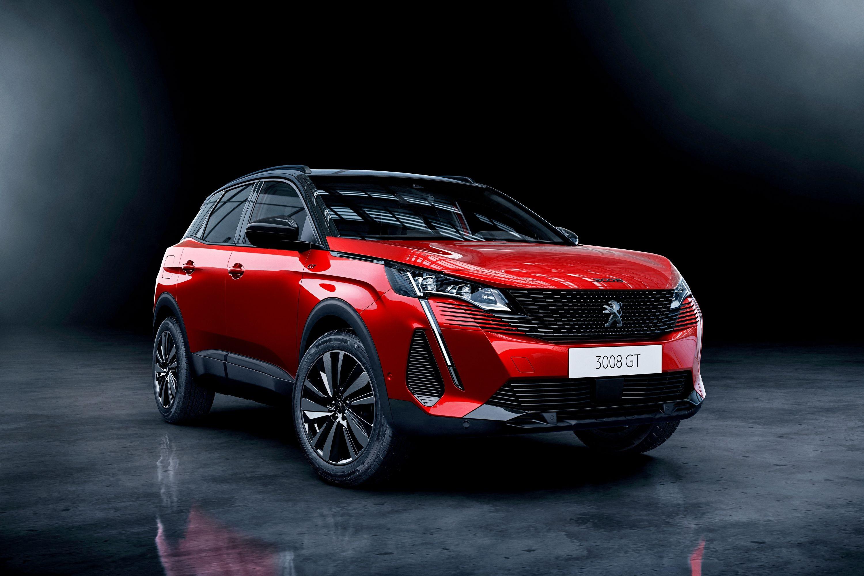 Обновлённый Peugeot 3008: теперь со светодиодными «клыками» и ночным «зрением»