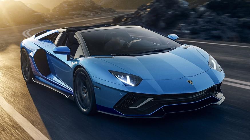Прощальный Lamborghini Aventador LP 780-4 Ultimae: форсированный V12 и 2,8 секунды до «сотни»