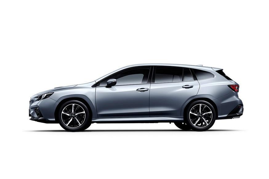 Subaru начала рассекречивать серийный новый Levorg. Универсал сохранил дизайн предвестника