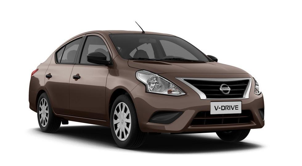 Nissan V-Drive – новое имя для старой модели. Теперь с одним мотором