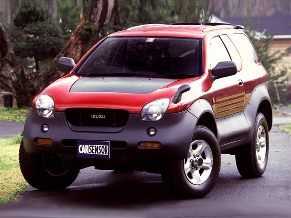 Isuzu VehiCROSS (E-UGS25DW) '04.1997–02.1999