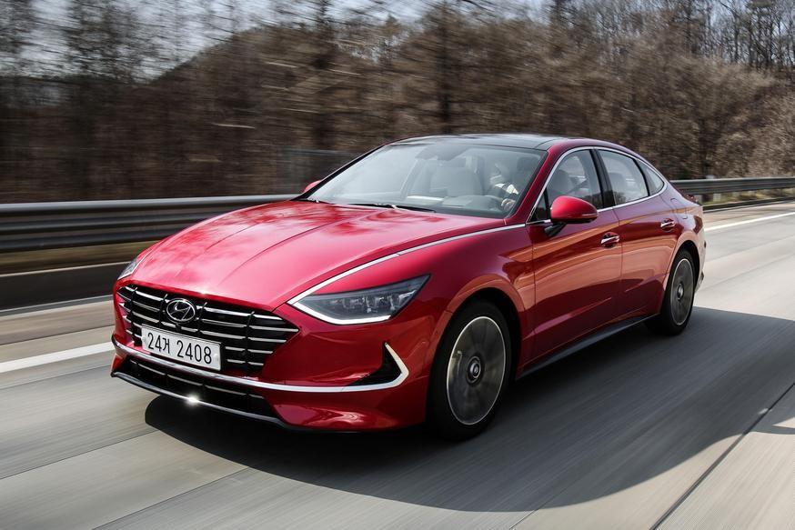 Новая Hyundai Sonata: российская сборка и два мотора, хотя ожидался один