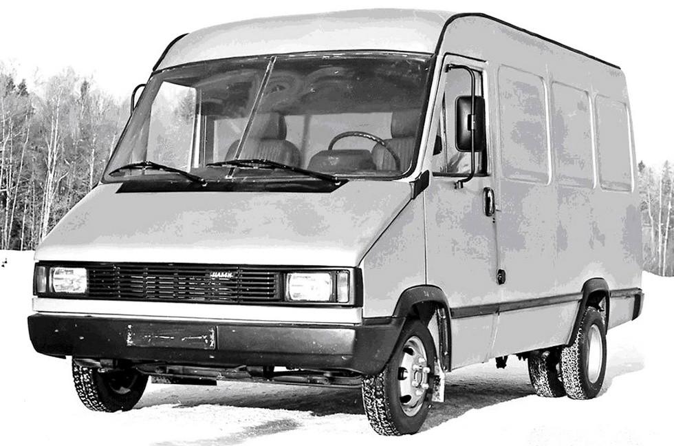 НАМИ-0267. 1984 год
