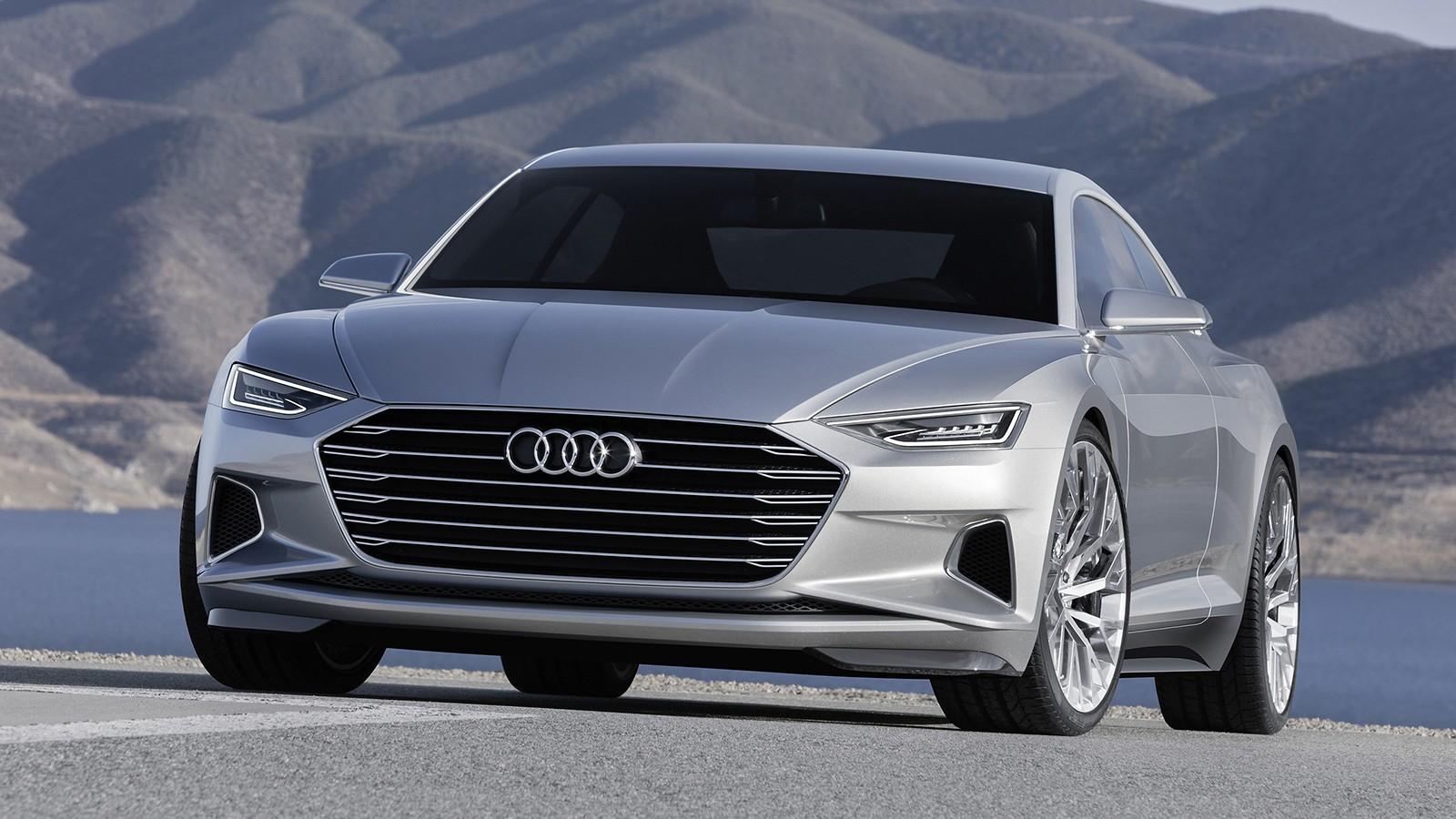 На фото: Audi Prologue Concept '2014