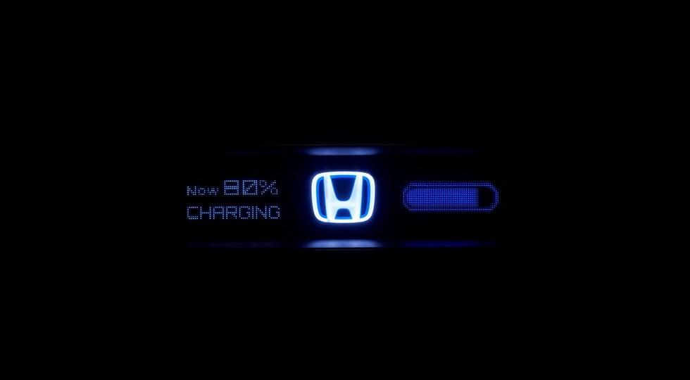Тизер нового концепта Honda
