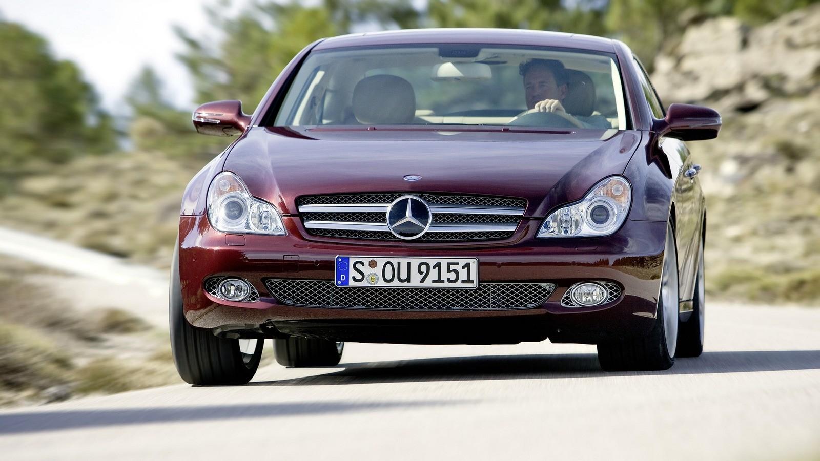 Mercedes-Benz CLS 280 (С219) '2008–2010
