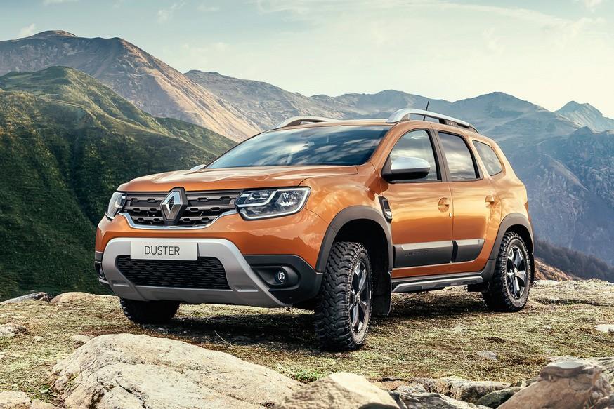 Новый Renault Duster для России показался на фото: кроссовер повторил глобальную версию