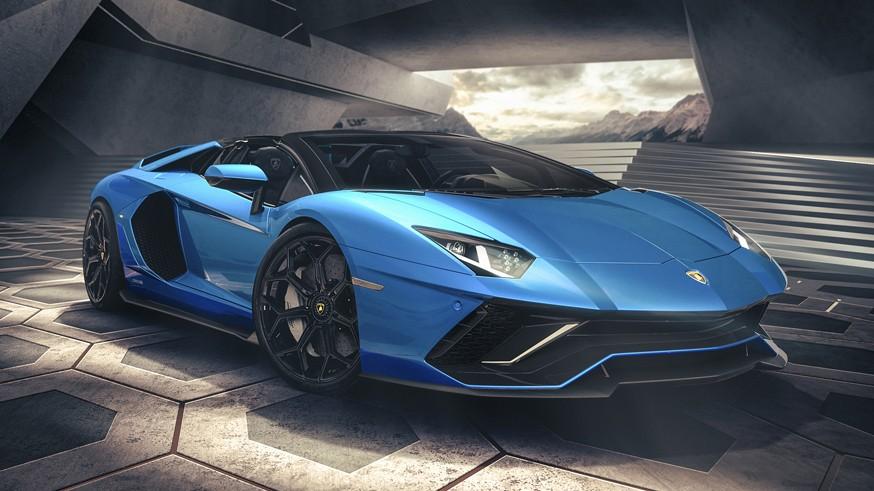 Lamborghini оставит мотор V12, но он будет в составе гибридных установок