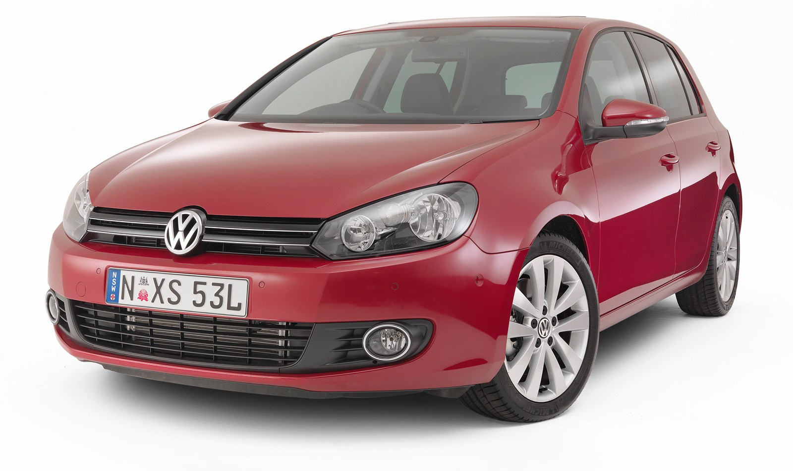 VW Golf VI конструктивно не сильно отличался от «пятерки»
