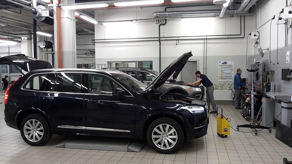 Персональный сервис Volvo – теперь и
