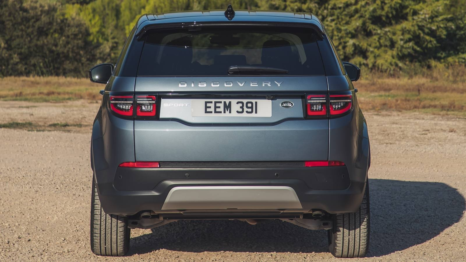 Тот же Evoque, только с ручками: тест-драйв обновлённого Land Rover Discovery Sport