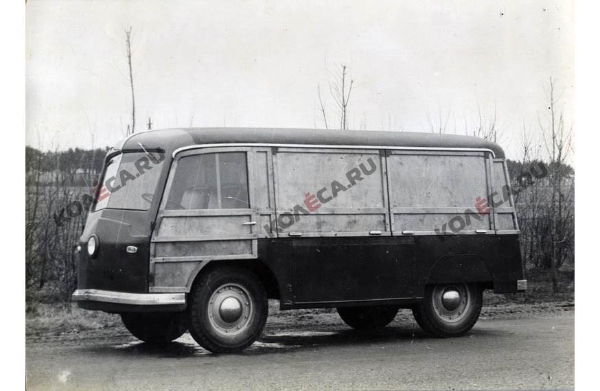 Советский электрокар НАМИ-750/751: почему получилось не «как лучше», а «как всегда»?