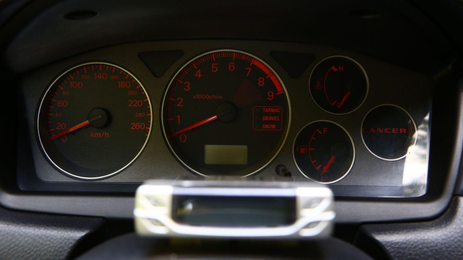 16 лет в стоке у одного владельца: тест-драйв Mitsubishi Lancer Evolution VIII